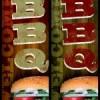 BBQ Restaurant Sign